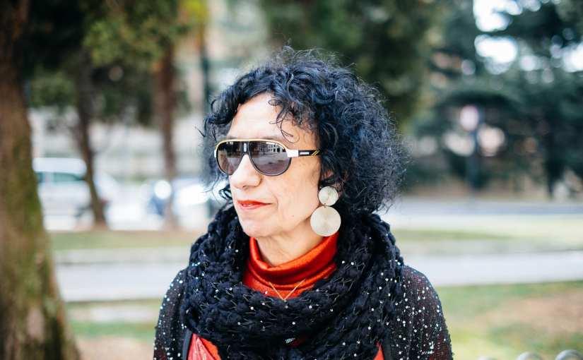 Sofía Montero, la voz sosegada