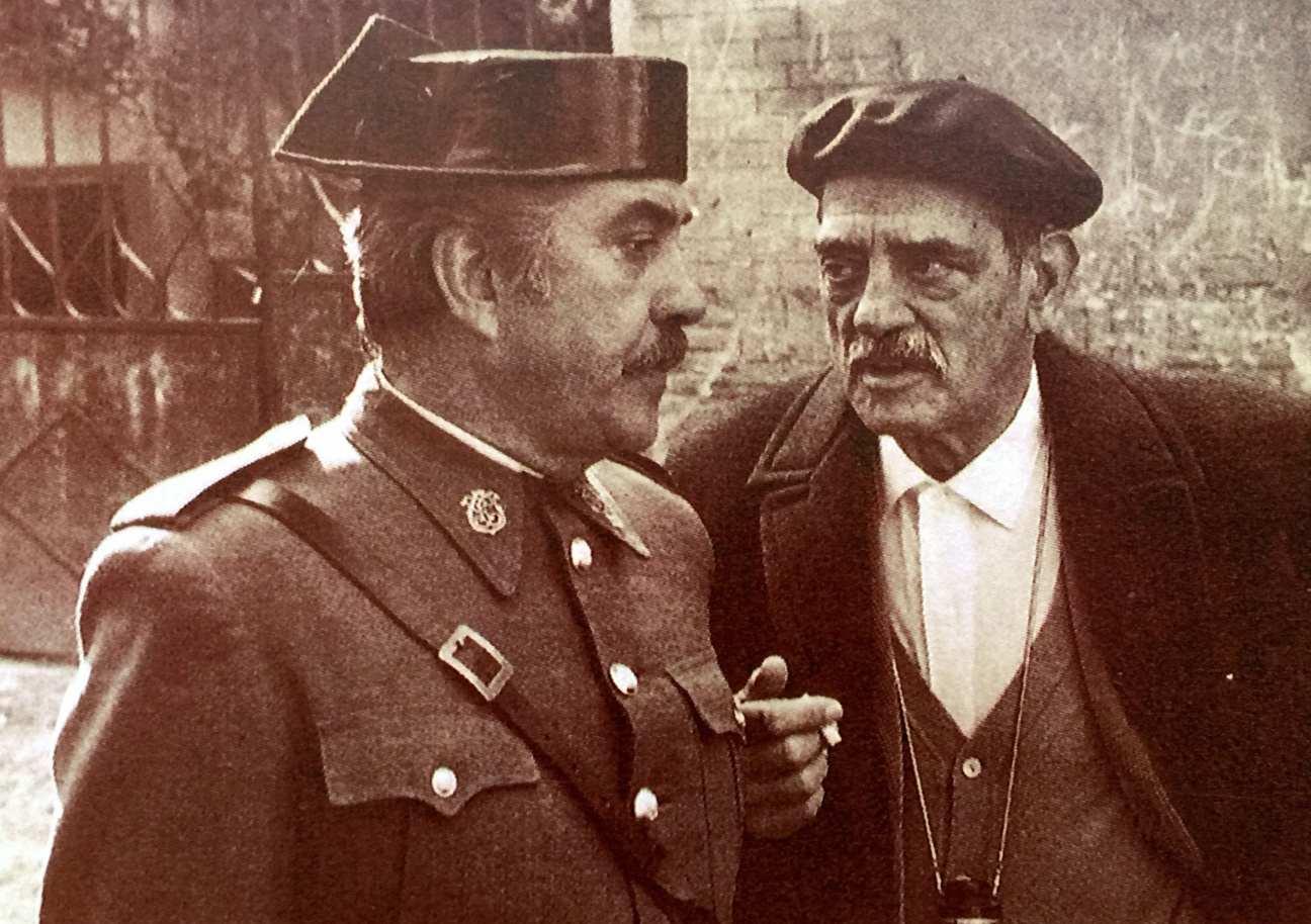 Luis Buñuel y la Guardia Civil. Viridiana, 1.961