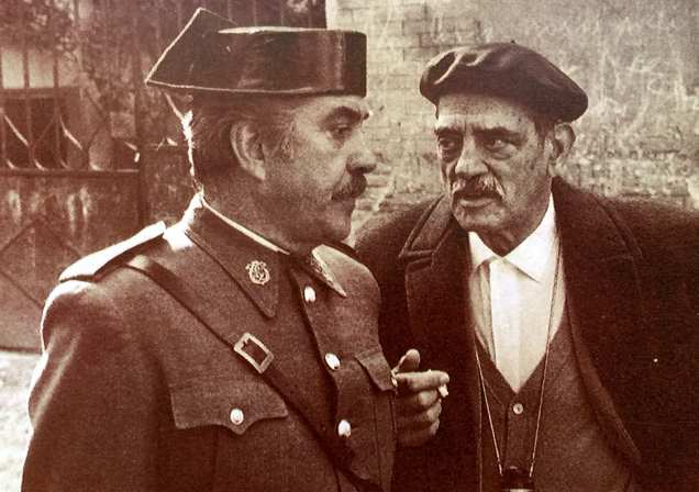 Luis Buñuel y la Guardia Civil. Viridiana, 1.961