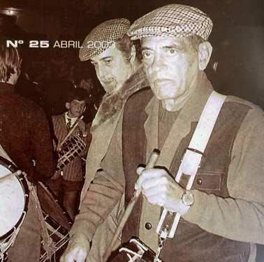 Luis Buñuel y Fernando Rey