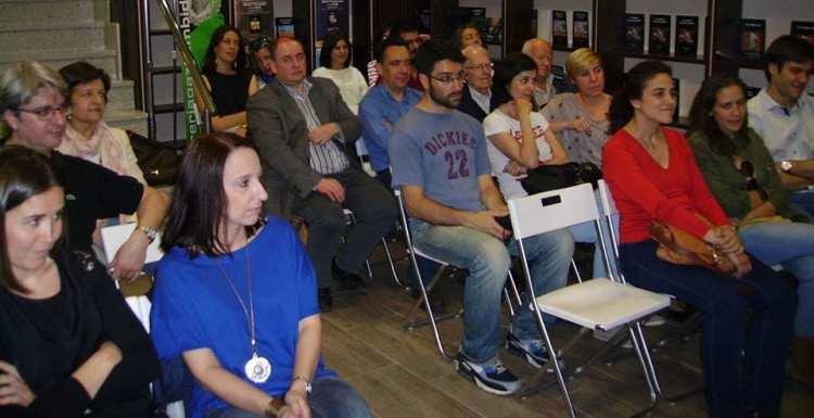 Público asistente en Espacio Amarante