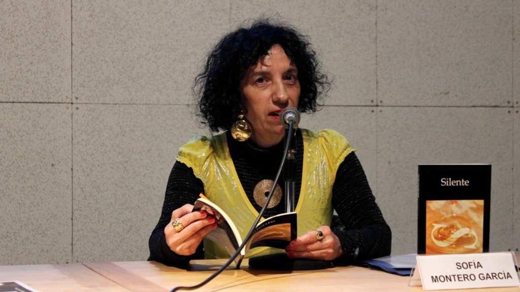 Sofía Montero presenta Silente