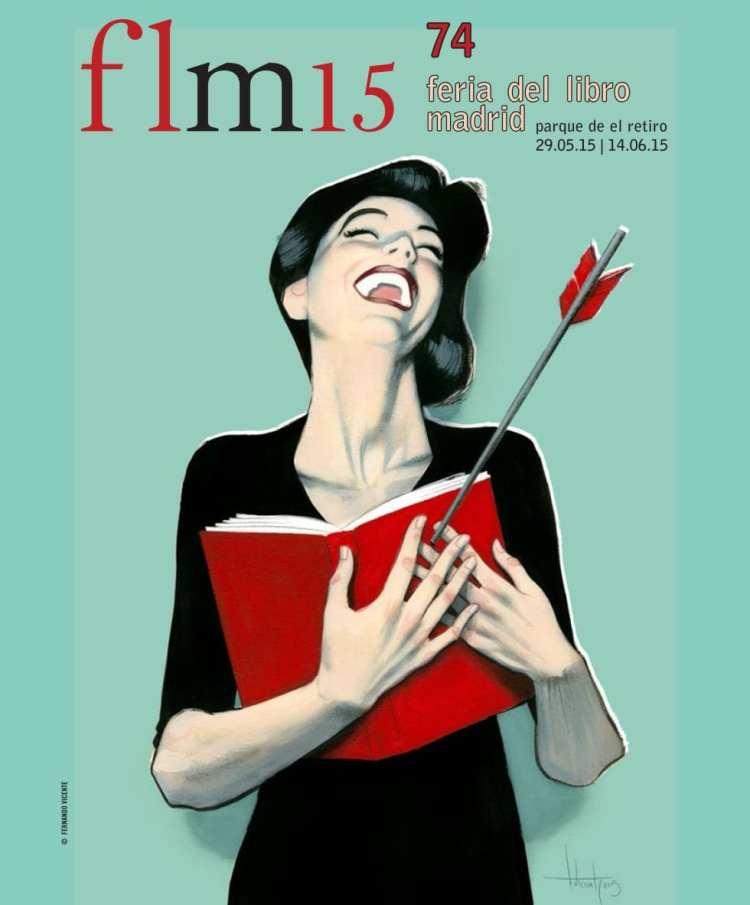 Finalizó la Feria del Libro de Madrid
