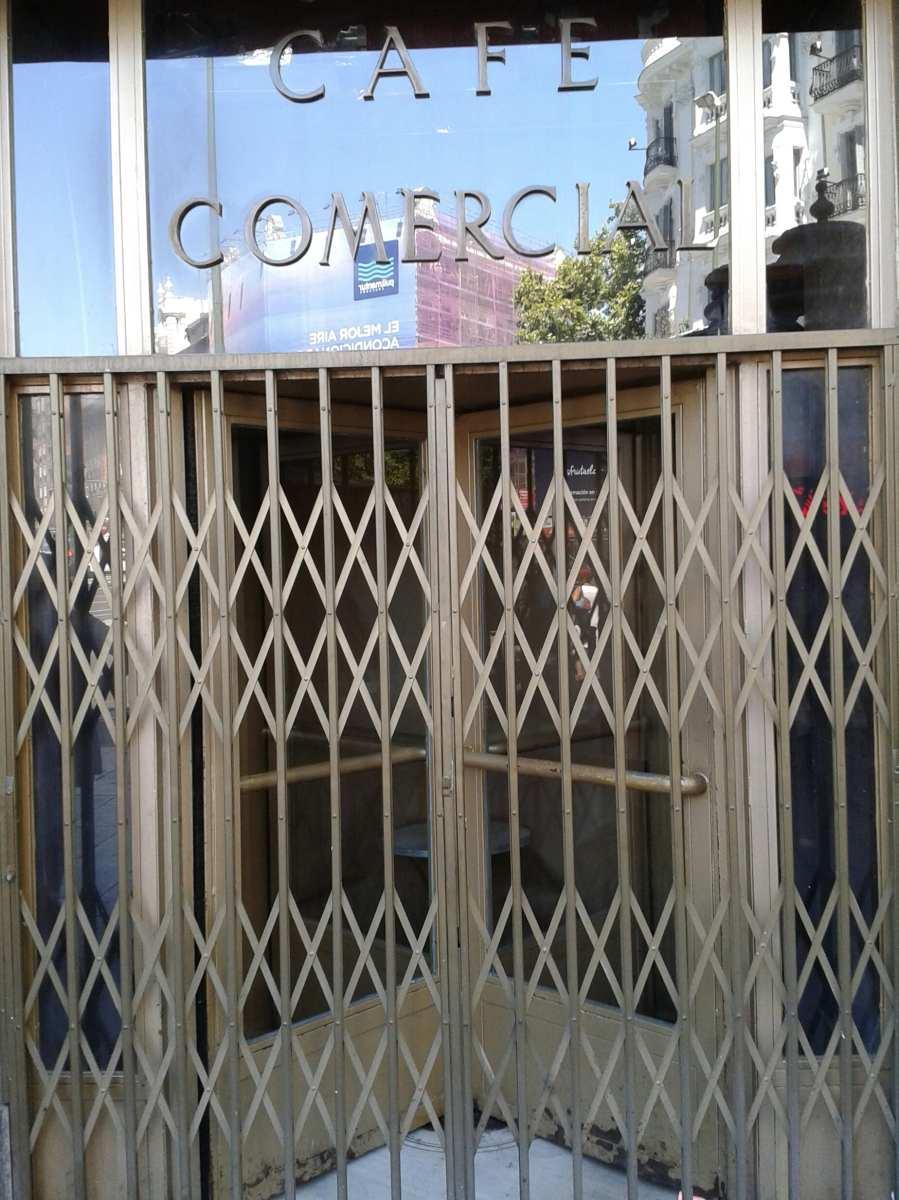 Café Comercial - Madrid