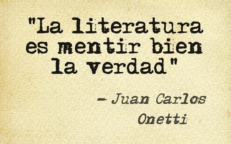 Juan Carlos Onetti. Decálogo más uno