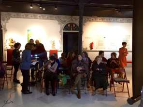 Sofía Montero - Presentación de Silente - Museo Casa Lis - Salamanca