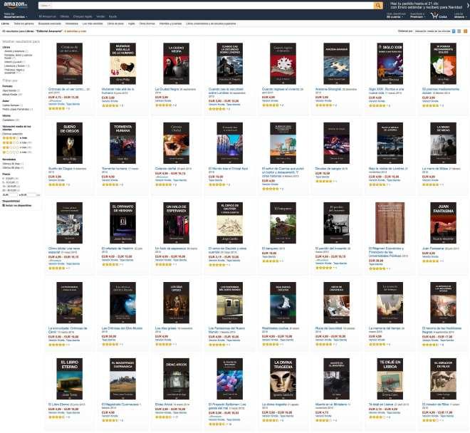Amarante Amazon Reseñas - Gracias a los lectores