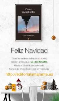 Cosas Improbables. Autor: Gustavo Orihuela.