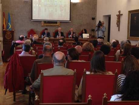 Editorial Amarante - Los diez pecados capitales de los empleados públicos (Leyenda y realidad de una tribu universal). Presentación en el Real Instituto de Estudios Asturianos - RIDEA