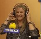 Ana Vázquez en radio Sierra Madrid