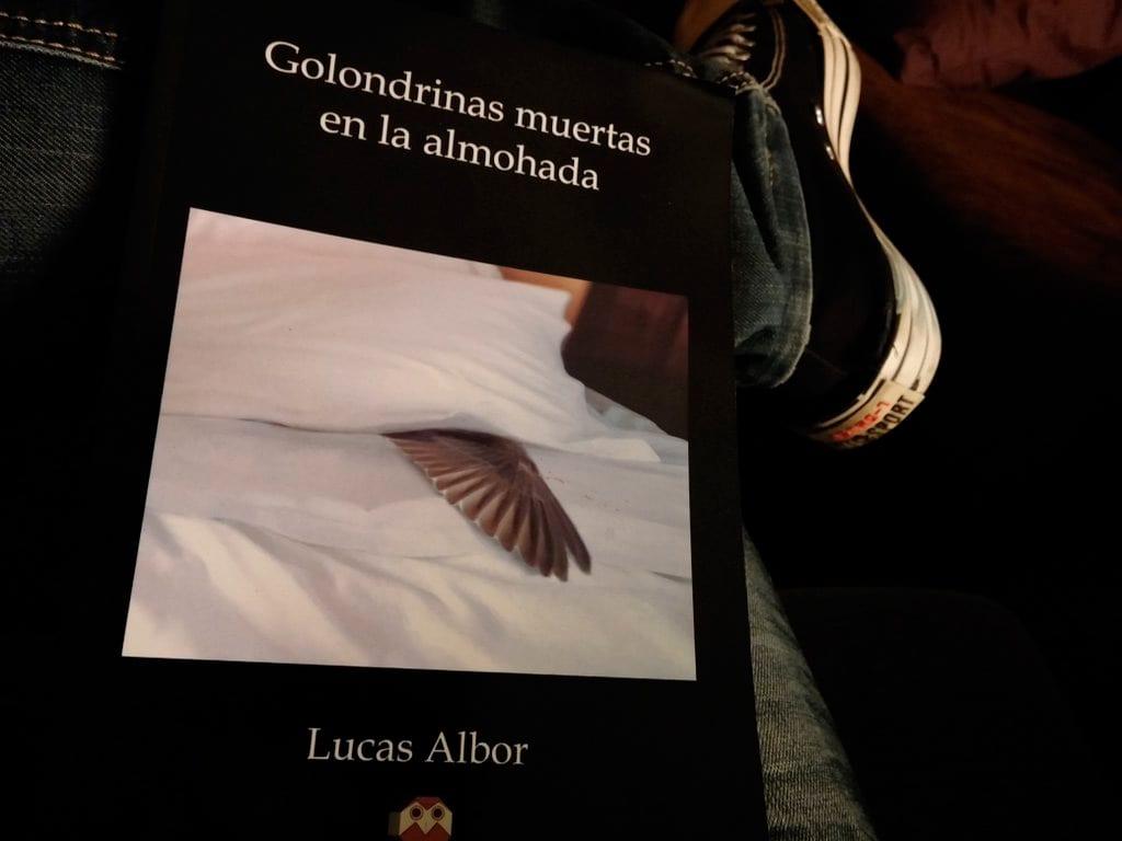 Editorial Amarante - Lucas Albor - Golondrinas muertas en la almohada