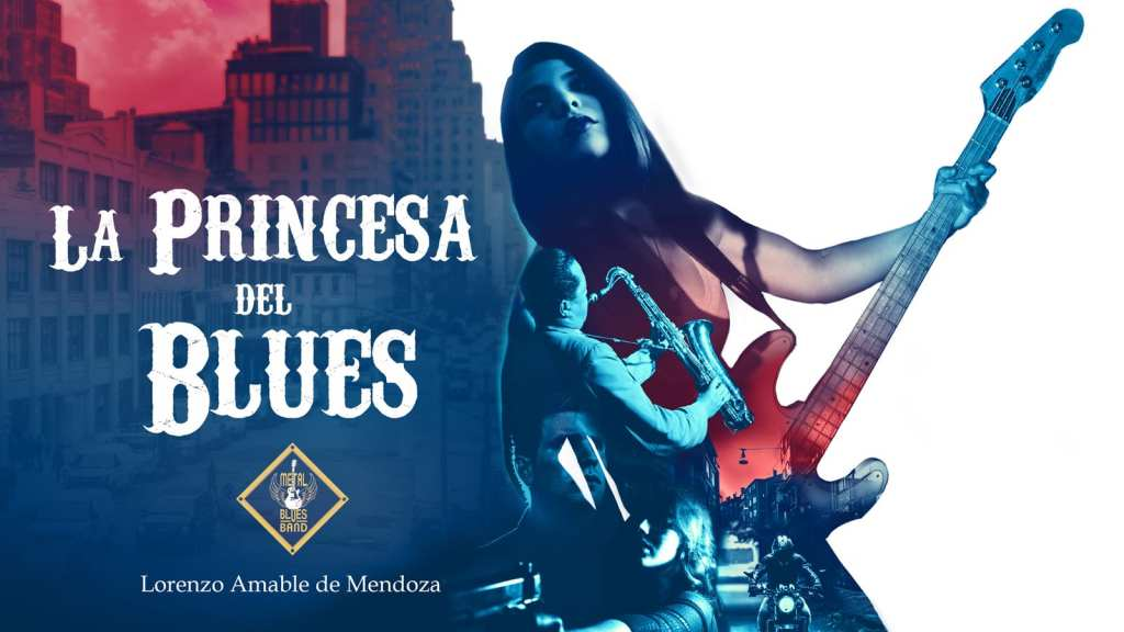 Metal Blues Band - La Princesa del Blues