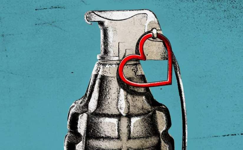 Amar a una terrorista. La necesaria novela de Julio Bernárdez