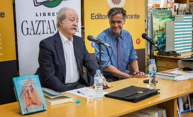 Editorial Amarante - José Miguel Bueno y Vicente - La reforma de la Constitución Española - Juan Fernando López Aguilar