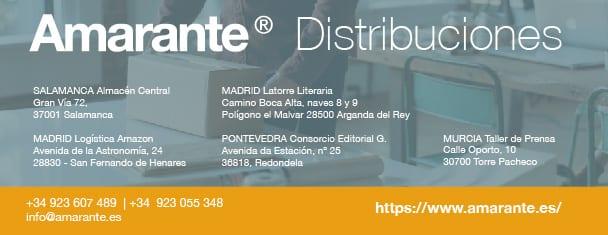 Acalanda Magazine Amarante Distribución