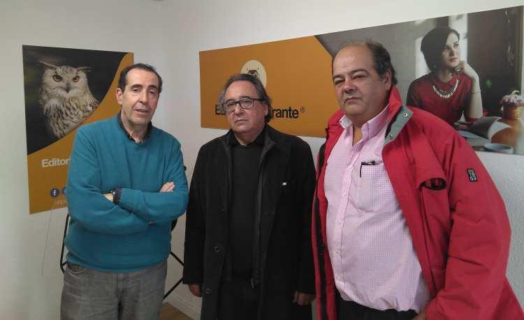 Amarante con Luis Melero