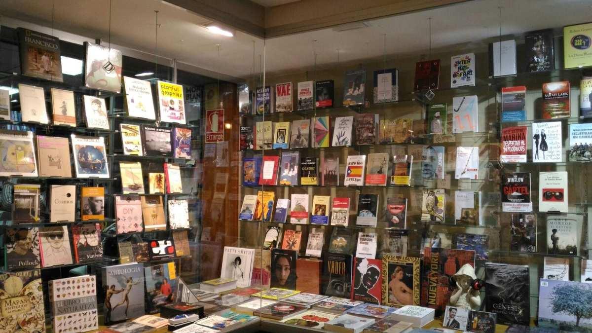 Feliz año 2018. Más lectores, libros y librerías
