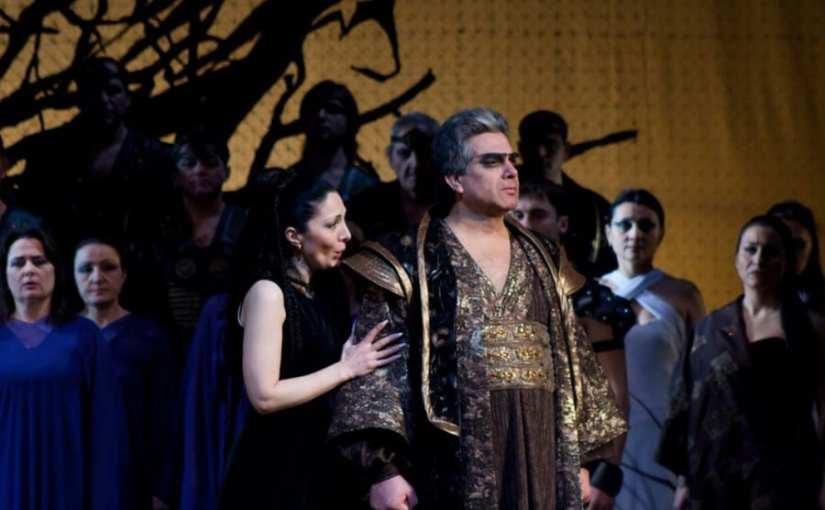 """La ópera """"Norma"""" llega al Teatro Liceo"""
