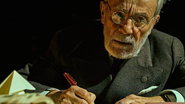 "José Luis Gómez estrena ""Unamuno: venceréis pero no convenceréis"""