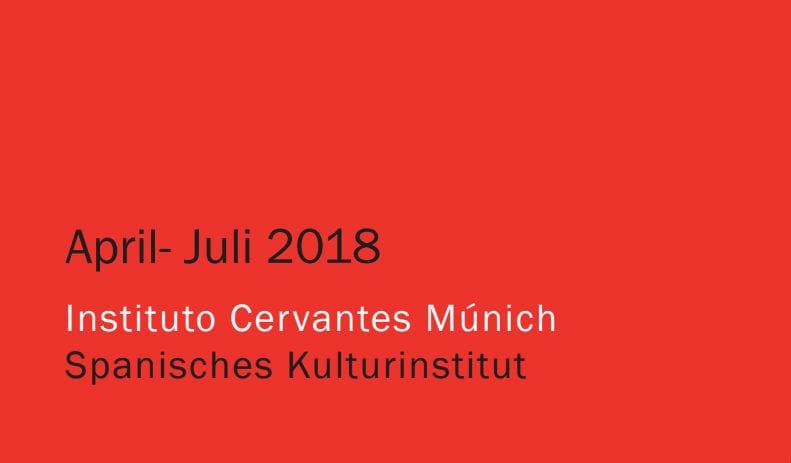 Erasmo Cachay, presente en el Día del Libro del Instituto Cervantes de Múnich