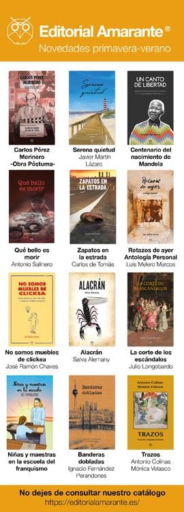 Editorial Amarante - Feria del Libro de Salamanca