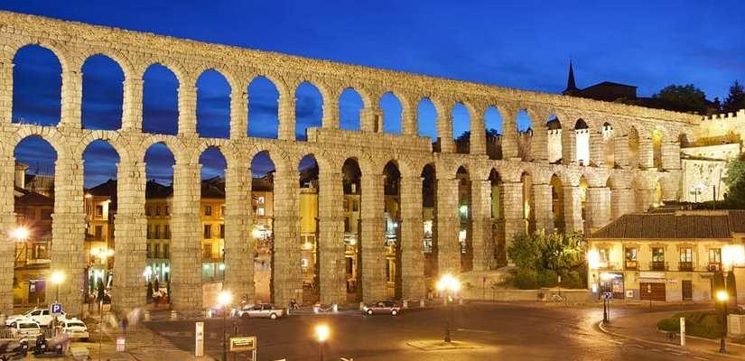 Las Ciudades Patrimonio se visten de noche
