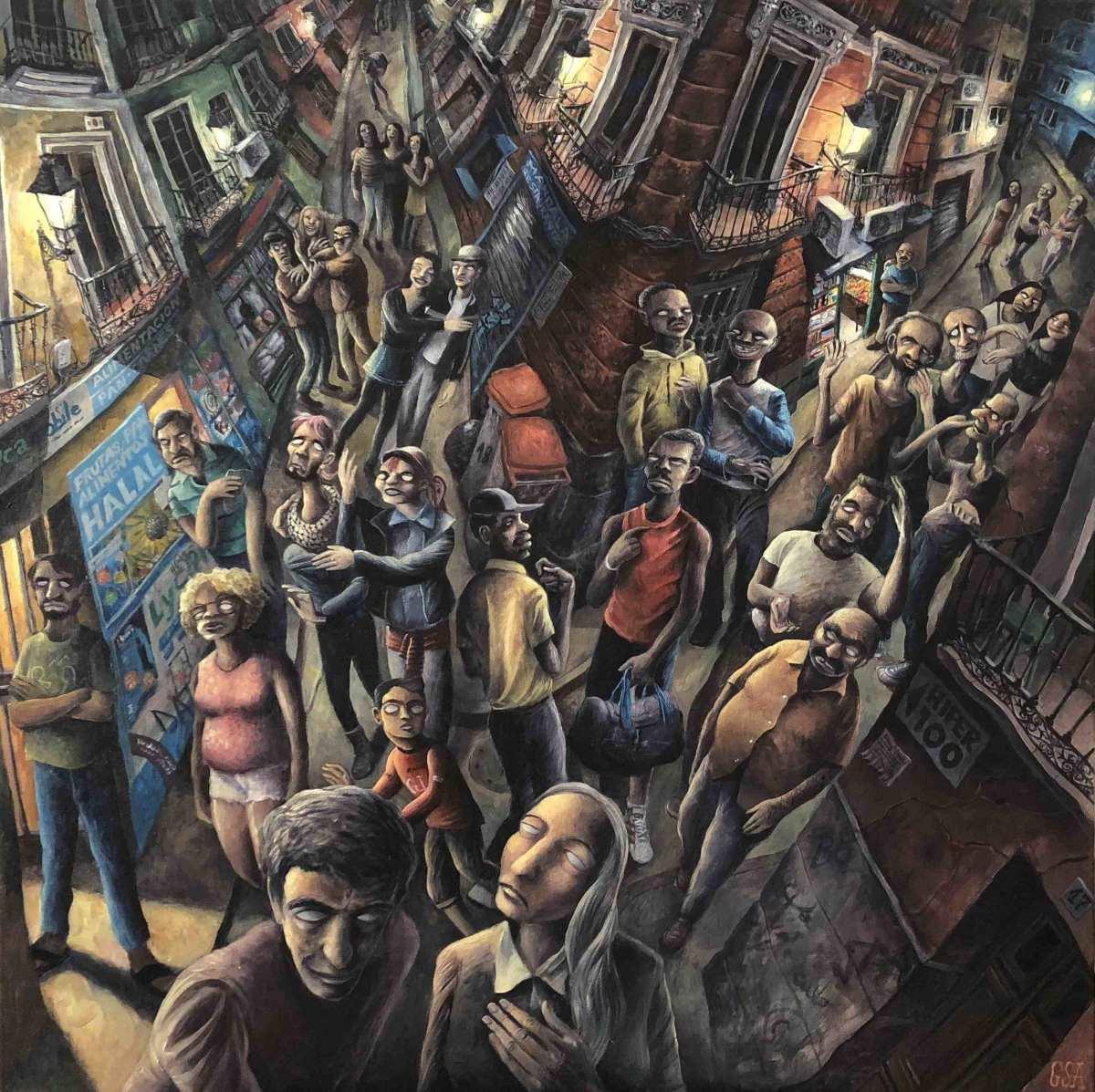 La sociedad bajo el prisma de Guillermo Serrano