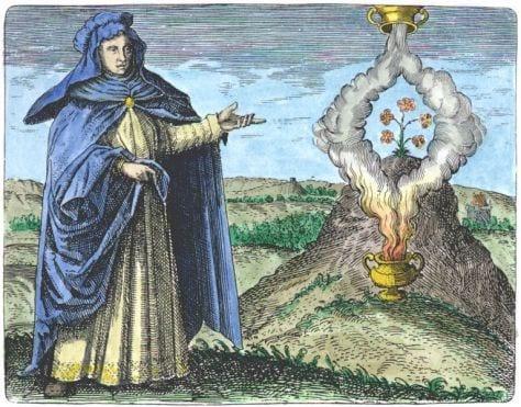 María, la fundadora de la alquimia