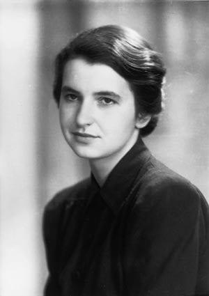 Rosalind Elsie Franklin: química y cristalógrafa