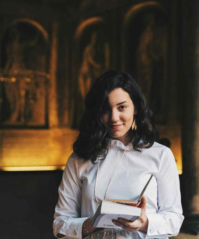Editorial Amarante - Dormir à la belle étoile - Aitana Monzón - Perfil