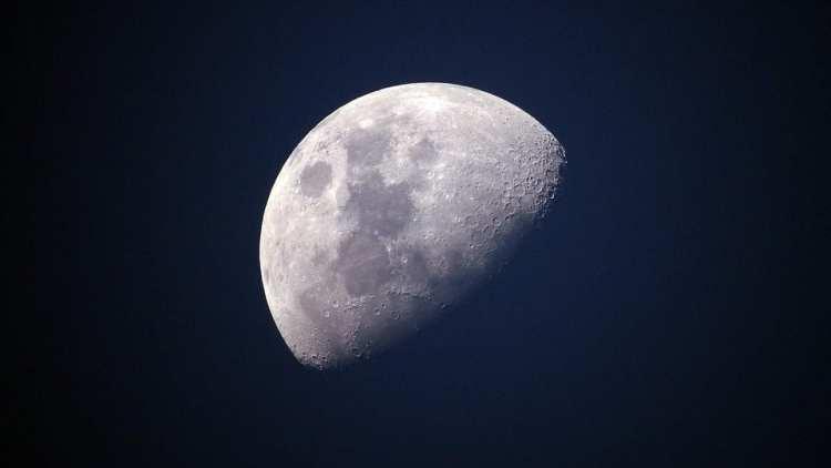 La luna, objeto de culto