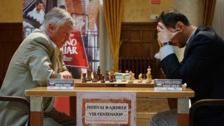 Campeones del tablero en Salamanca