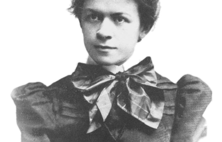 Mileva Marić - https://commons.wikimedia.org/wiki/File:Mileva_Maric.jpg