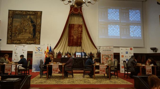 II Festival de Ajedrez VIII Centenario 2019