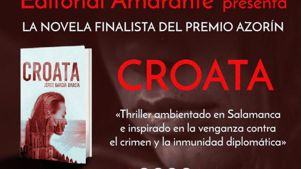 Croata de Jorge García García
