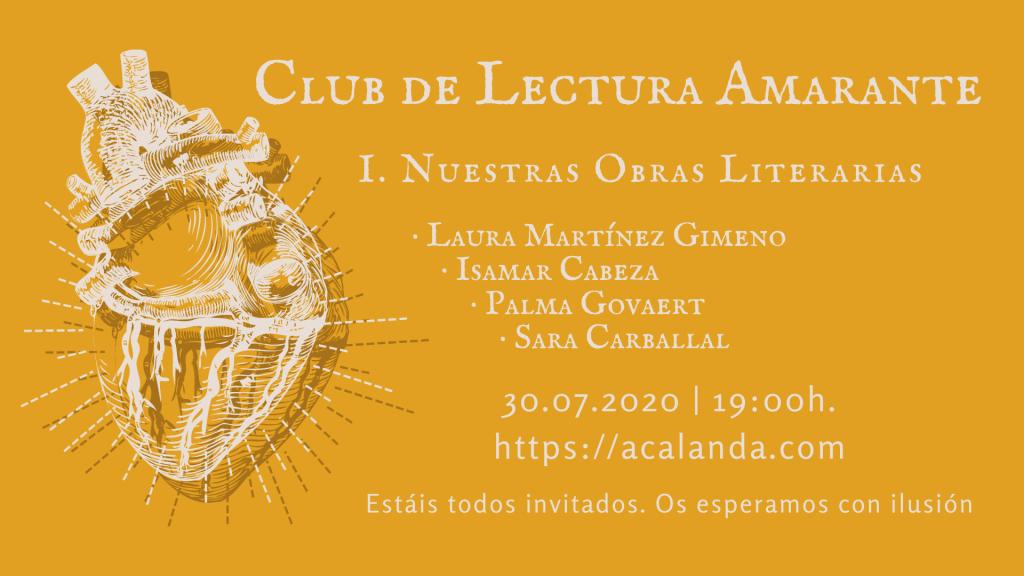 Acalanda Club de Lectura