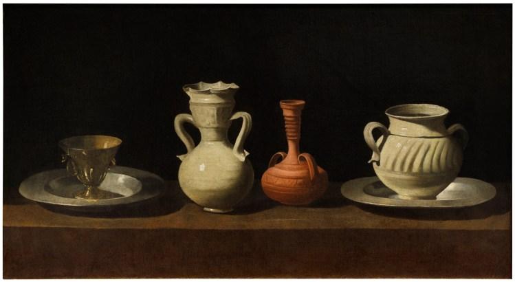 De belleza, literatura y pintura en la época del barroco