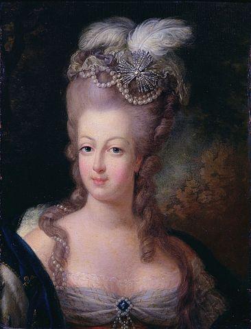 Marie Antoinette, el primer icono de la moda