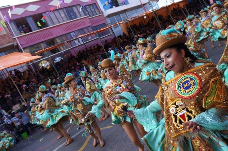 Bolivia I – Carnaval de Oruro