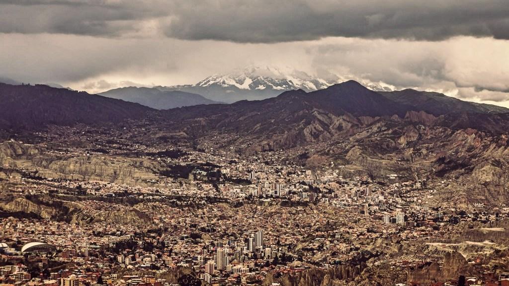 Bolivia IV. Carretera de la Muerte