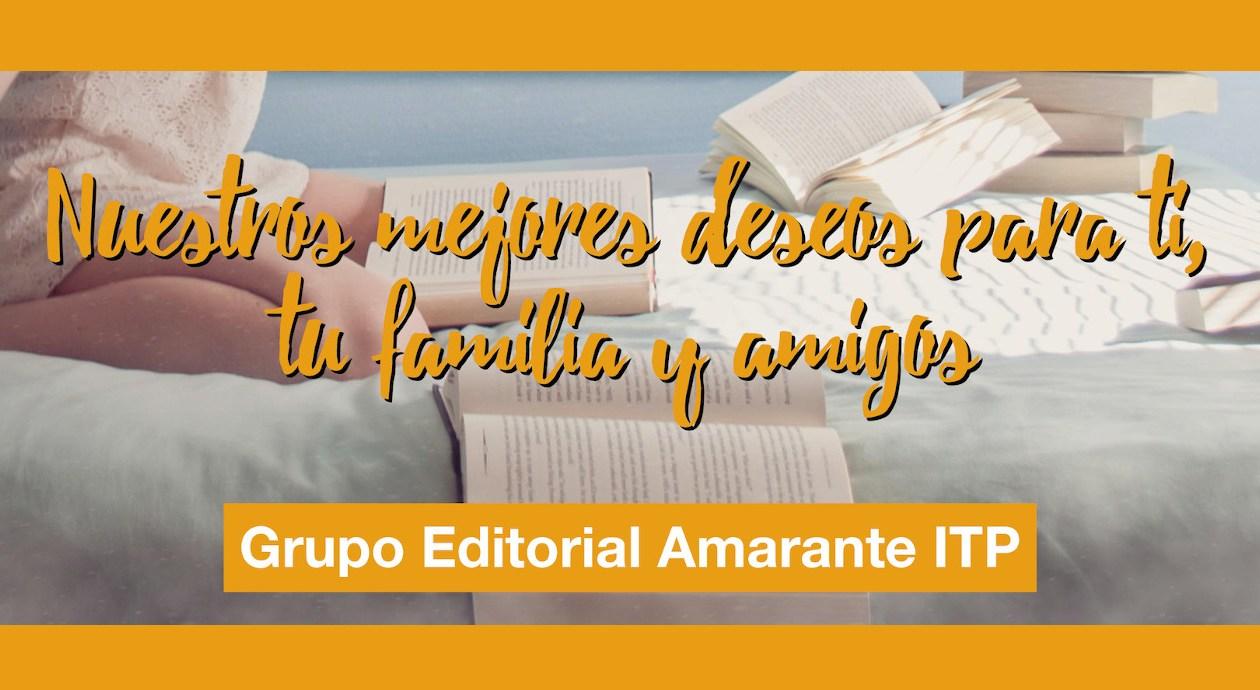Black friday- Editorial Amarante - Nuestros mejores Deseos