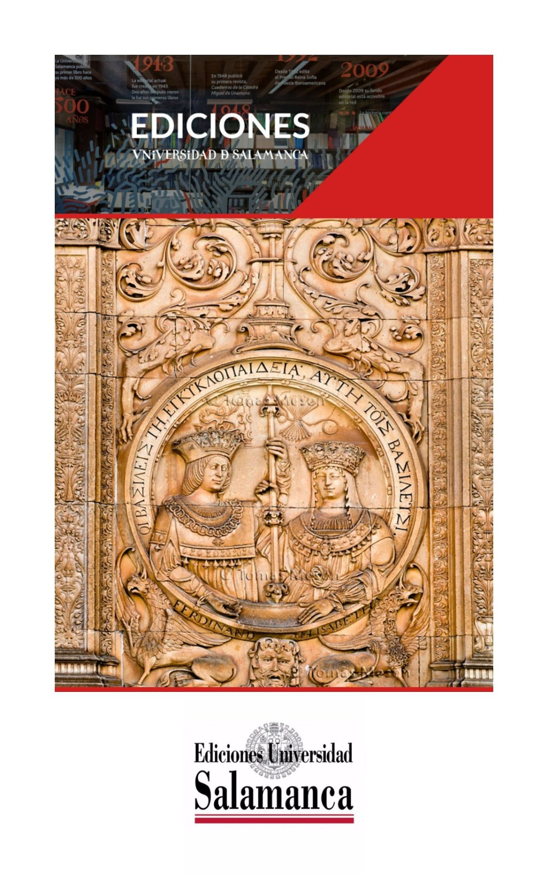 Ediciones Universidad de Salamanca - EUSAL