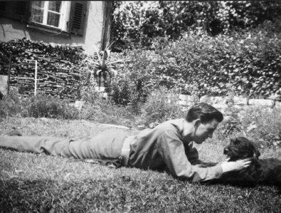 J. D. Salinger, autor de The Catcher in the Rye