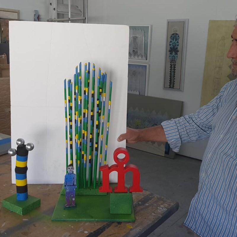 Jesús Velayos: El pintor de la ensoñación