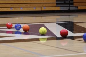 Student vs Student Dodgeball