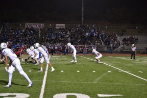 Football Falls to Rival Campolindo High School