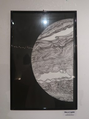 """Slice of Jupiter"" by Christine Mitroff"