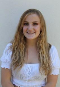 Sofia Olsson, Copy Editor