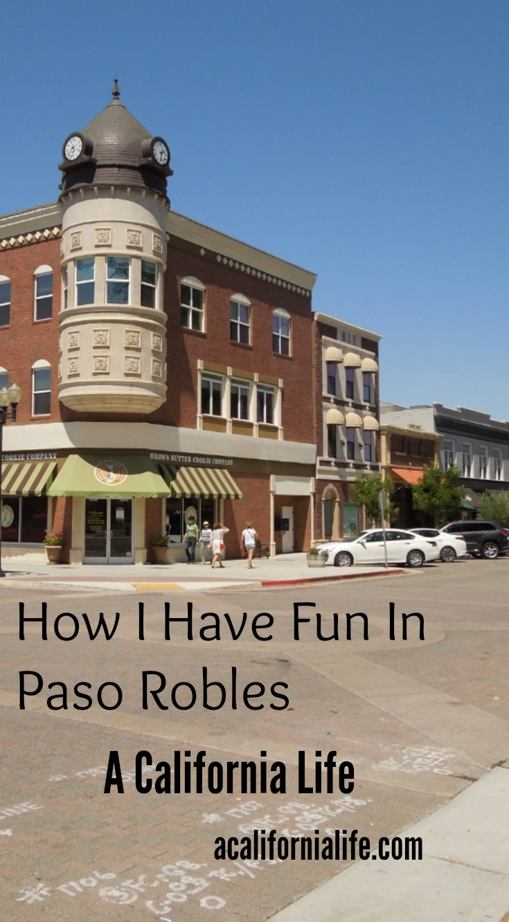 How I Have Fun In Paso Robles. Here are some ideas for having fun when you visit Paso Robles, #California