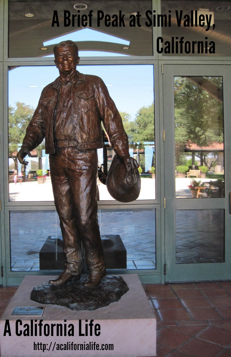 A Brief Photo Tour of Simi Valley and the Ronald Reagan Presidential Library.